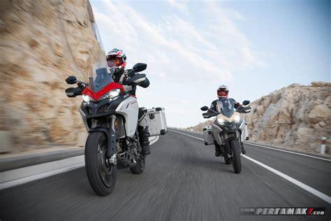 Pcx 2018 Ngorok by Galeri Foto Dan Spesifikasi Ducati Multistrada 1260 Enduro