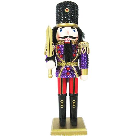 decorative nutcrackers and nutcracker ballet gifts