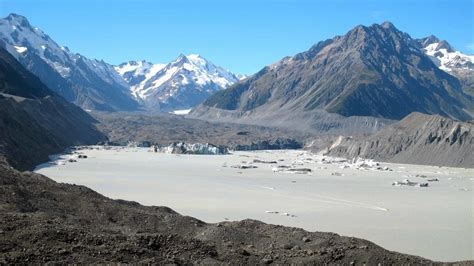 tasman glacier terminal lake   fascinating glacial