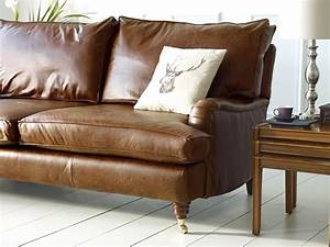 Sofa Vintage Leder : downton vintage leather sofa the chesterfield company ~ Indierocktalk.com Haus und Dekorationen