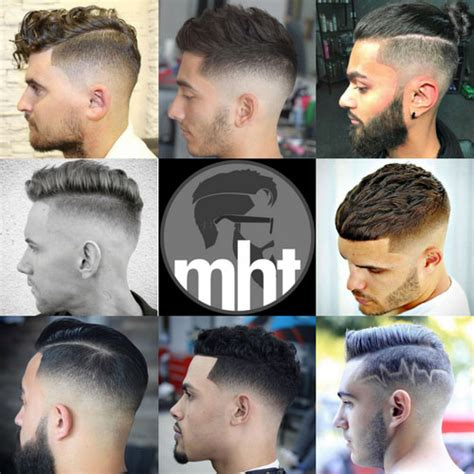 Mens Hairstyles Low Skin Fade Haircut And Haircuts On