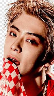 NCT 127 Jaehyun Limitless, man wearing red and white top ...
