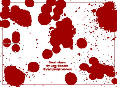 Blood Stains  Free For Photoshop Cool Photoshop Cs3