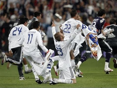 Real Madrid Crazy Matches in Memory (Part 1) Remontada ...