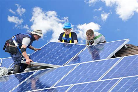 Solar Panel Installation Process Modernize