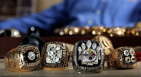 super size  steelers arent flashy   rings