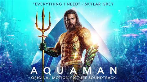 skylar grey    film version aquaman