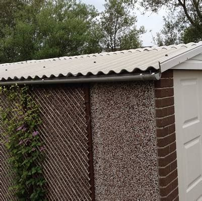 repair  replace  garage roof garage roof