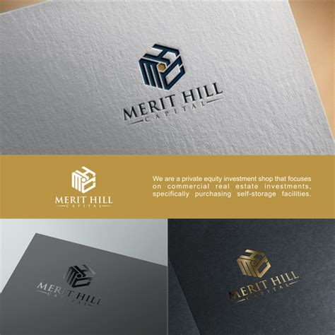 Check spelling or type a new query. Merit Hill Capital - Professional and edgy real estate logo needed, please! We are a private ...