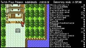 Twitch Plays Pokémon Crystal!