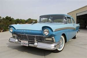 1957 Ford Custom 300  Not A Fairlane 500