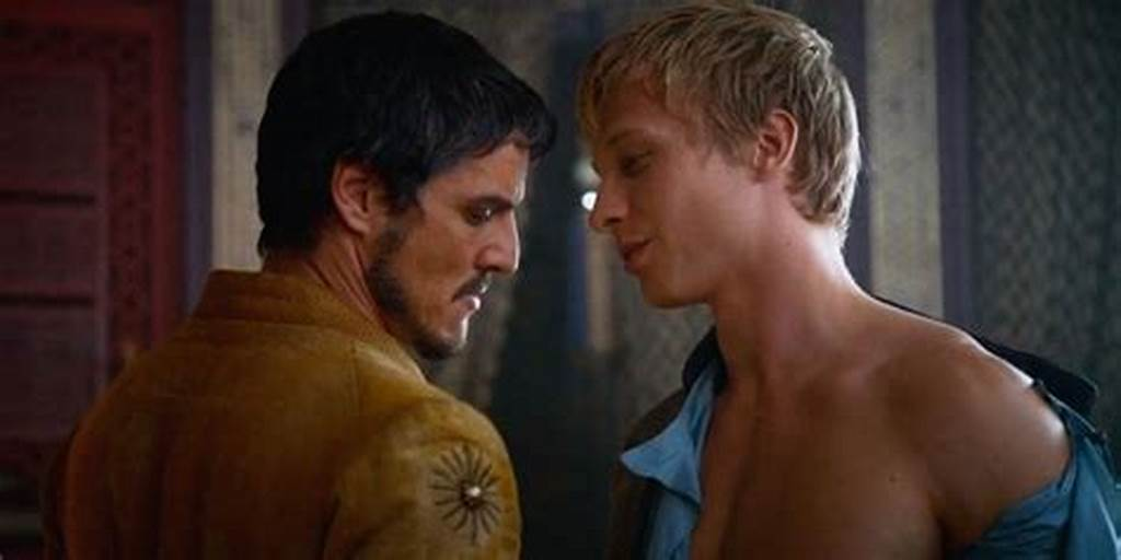 #These #5 #Game #Of #Thrones #Gay #Sex #Scenes #Prove #It'S #The