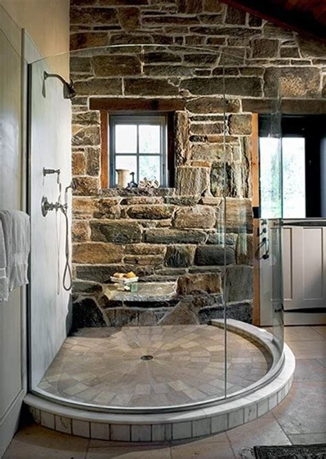 rustic bathroom designs   love