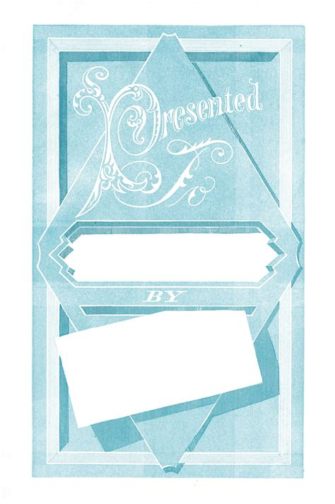 vintage label images presented  gift tags