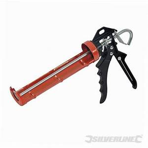 Pistolet Pour Tube Silicone : pistolet silicone renforc achat vente pistolet a ~ Edinachiropracticcenter.com Idées de Décoration