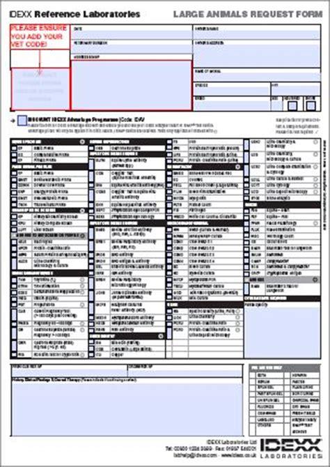 quest diagnostics lab requisition form pdf idexx reference laboratory requisitions forms