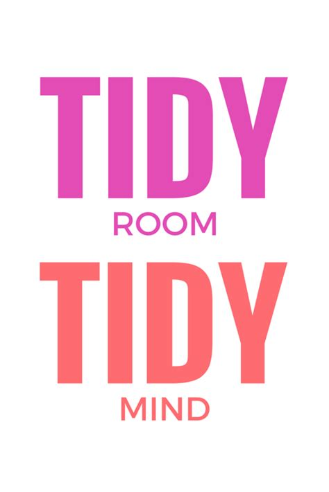 Clean Bedroom Quotes by Tidy Diy Cleaning Quotes Tidy Room