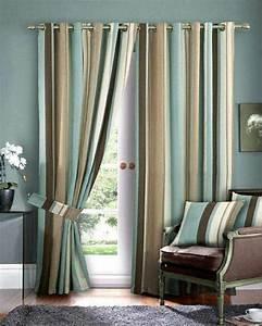 Rideau Rose Gold : rideaux modernes salon donnez un c t cocon la pi ce ~ Teatrodelosmanantiales.com Idées de Décoration