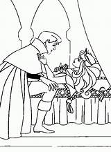 Coloring Pages Prince Sleeping Beauty Phillip Aurora Disney Printable Princess Popular Colorear Para Dancing Coloringhome sketch template