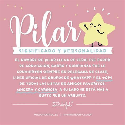 """Mr Wonderful on Twitter: """"¡Hoy es el día de las Pilares"""