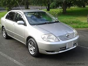 Used Toyota Corolla Nze Grade X