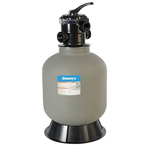 doheny s 16 sand filter tank 73040 ez hot tubs