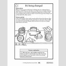 1st Grade, 2nd Grade, Kindergarten Science Worksheets It's Being Changed! Greatschools
