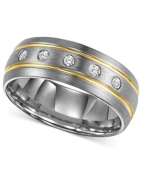 Triton Men's Diamond Stripe Wedding Band In Tungsten. Curved Wedding Rings. Ring Lamar Engagement Rings. Norwich University Rings. Barbell Rings. Kobe Bryant's Wedding Rings. 1.16 Carat Engagement Rings. 0.5 Carat Engagement Rings. Natural Stone Wedding Rings
