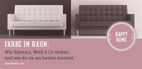 Farbe Im Raum by Wirkung Farben Im Raum