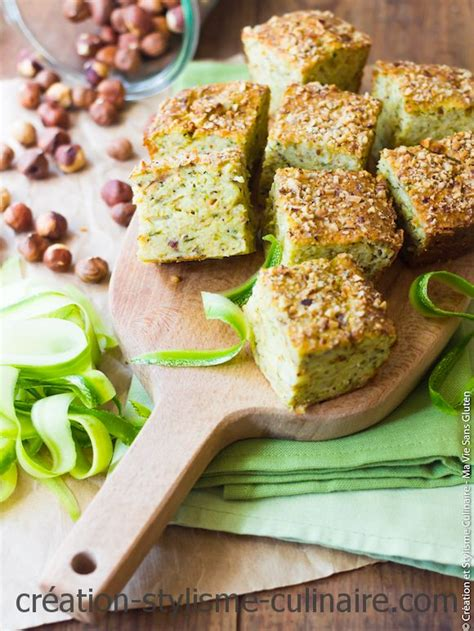 recette cuisine perdu salé moelleux aux courgettes et noisettes