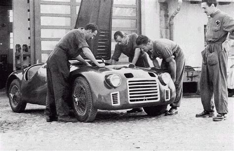 There is also a mystique is it the sounds their wonderful engines make? Built as as successor for the 125 S, Ferrari's own first car, the 159S two-seater was built in a ...