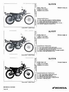 Honda Motorcycle Identification Guide 1959-2000