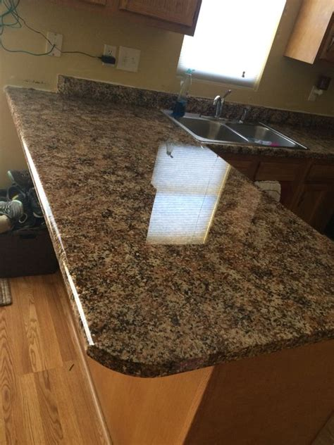 Faux Granite, Countertops And Faux Granite Countertops On