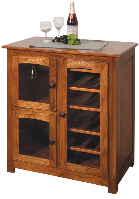 wine furniture cabinets four seasons furnishings amish made furniture amish made