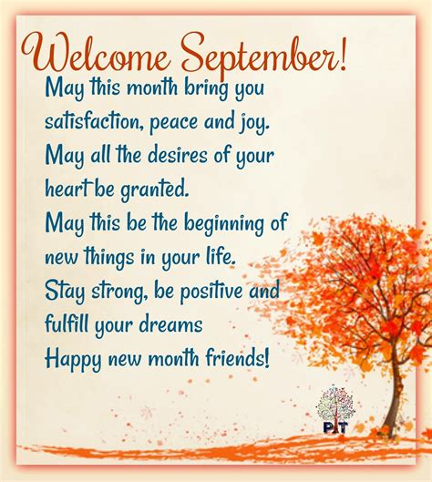 unique  september wishes quotes september quotes