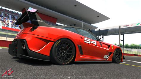 Ferrari 599xx Evo Officially Licensed!  Assetto Corsa