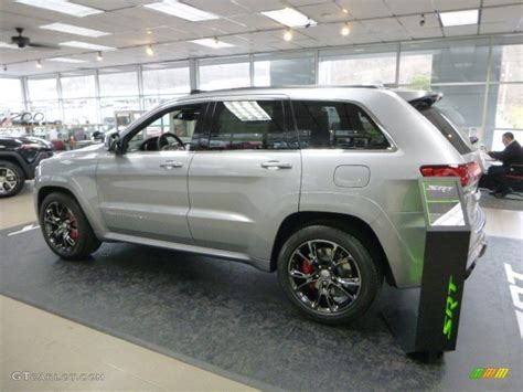 jeep grand cherokee trailhawk silver 2014 billet silver metallic jeep grand cherokee srt 4x4