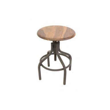 tabouret bois reglable en hauteur tabouret hauteur r 233 glable achat vente tabouret soldes cdiscount