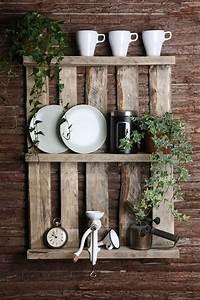 Blumenregal Selber Bauen : cupboard wandregale palettenregal im shabby style k chen blumenregal ein designerst ck ~ Orissabook.com Haus und Dekorationen