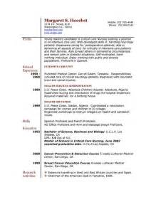 high resume for college objective statement the best resume format little experience resume sle 981
