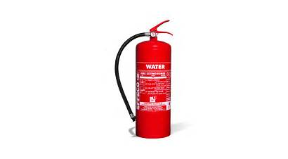 Water Fire Extinguishers Sffeco Mist Safety