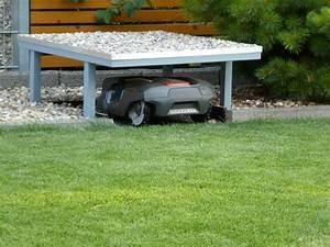 Garage Holzständerbauweise Selber Bauen : garage f r den automower 305 selbst bauen oder kaufen ~ Buech-reservation.com Haus und Dekorationen