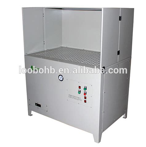 mobile dust collector for granite dust collector workbench