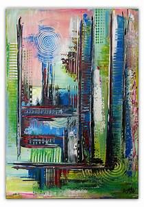 Kunst Online Shop : jungle abstrakte kunst k nstler bild kaufen burgstaller ~ Orissabook.com Haus und Dekorationen