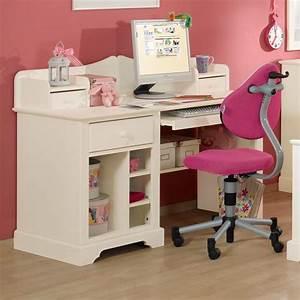Schreibtisch Für Kinder : sylvie schreibtisch offen in fichte wei lasiert ~ Michelbontemps.com Haus und Dekorationen