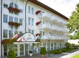 hotels  bad fuessing germany  price