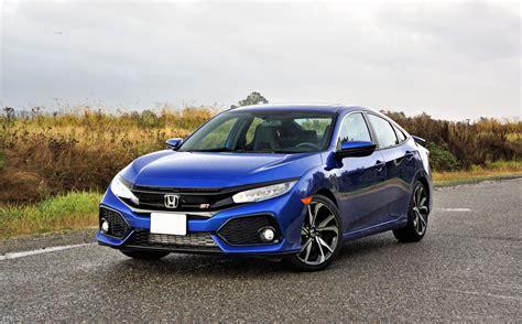 Honda Civic Si 2018 by 2018 Honda Civic Sedan Si Road Test The Car Magazine