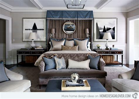 Bedroom Blue And Brown by 15 Beautiful Brown And Blue Bedroom Ideas Decoration For