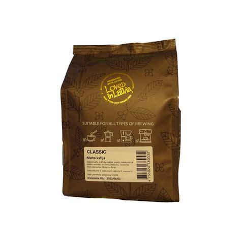 Classic /Nilsson Veikalu sērija / Malta kafija 500 g ...