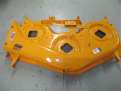 Used Mower Decks Cub Cadet by Cub Cadet Ltx 50 Inch Mower Deck Shell 683 04648a 983